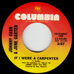 If I Were A Carpenter (Columbia 13-33182)