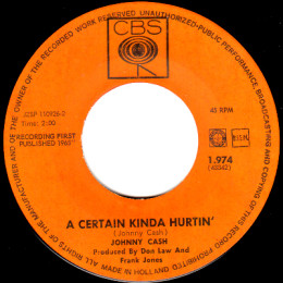 A Certain Kinda Hurtin' (CBS 1.974)