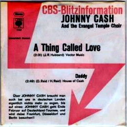 A Thing Called Love 7797(promo sleeve)