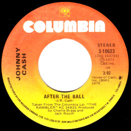 After The Ball (Columbia 3-10623)