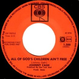 All Of God's Children Ain't Free (CBS 1.588)