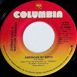 American By Birth (Columbia 38-05896)