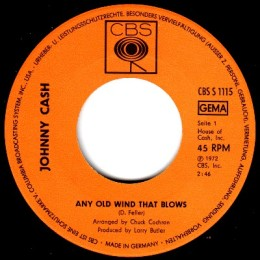 Any Old Wind That Blows (CBS S 1115)