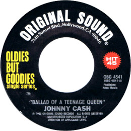 Ballad Of A Teenage Queen OBG 4541)