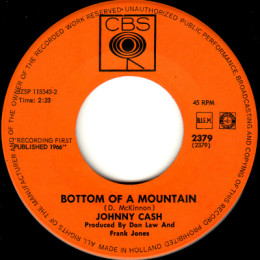Bottom Of A Mountain (CBS 2379) holland