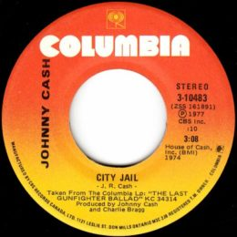 City Jail (Columbia 3-10483) Can