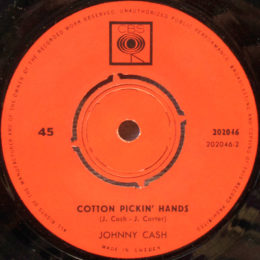 Cotton Pickin' Hands (CBS 202046)