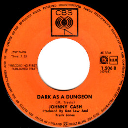 Dark As A Dungeon (CBS 1.506)