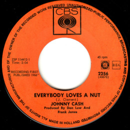 Everybody Loves A Nut (CBS 2256) holland