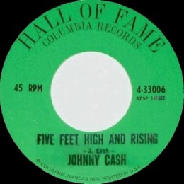 Five Feet High And Rising -Variant 6