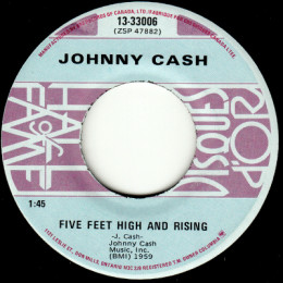Five Feet High And Rising (COLUMBIA 13-33006) canada