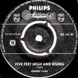 Five Feet High And Rising (Philips 322 476 BF) - Holland