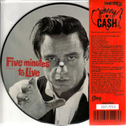Five Minutes To Live (acetate sleeve)