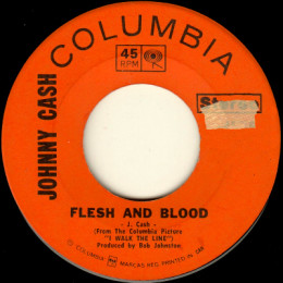 Flesh And Blood (Columbia 4-45269)