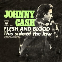 Flesh And Blood (sleeve)