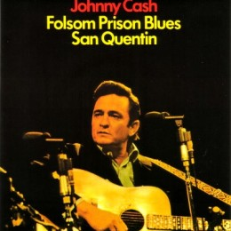 Folsom Prison Blues (front sleeve)