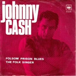 Folsom Prison Blues (sleeve)