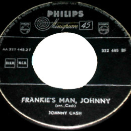 Frankie's Man, Johnny (Philips 322 445) holland