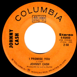 I Promise You (Columbia 4-45460)