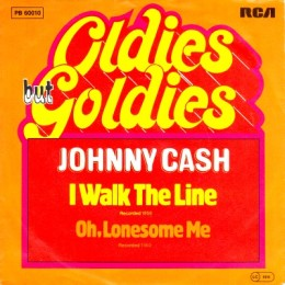 I Walk The Line (RCA) sleeve