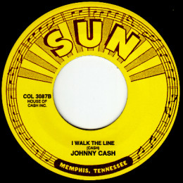 I Walk The Line (Sun. Col 3087)