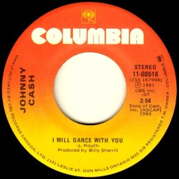 I Will Dance With You (Columbia 11-60516)