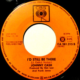 I'd Still Be There (CBS CA 281 215)