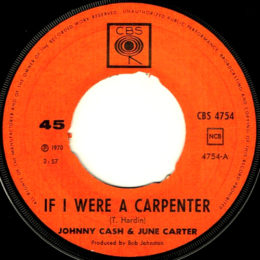 If I Were A Carpenter(CBS 4754)