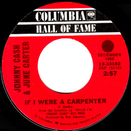 If I Were A Carpenter (Columbia HOF 13-33182)