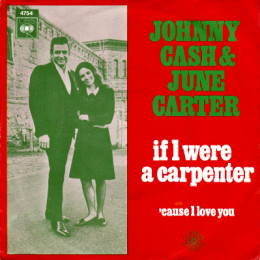 If I Were A Carprnter ( (CBS 4754) sleeve