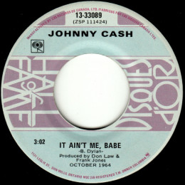 It Ain't Me Babe (13-33089) canada