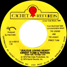 Jealous Loving Heart (CS 4 4501)