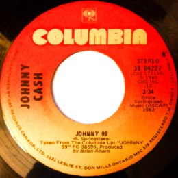 Johnny 99 (Columbia 38-04227)