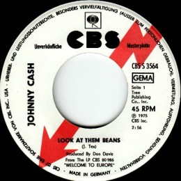 Look At Them Beans (CBS S 3564) promo