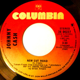 New Cut Road (Columbia 38- 04227)