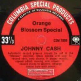 Orange Blossom Special (music side)