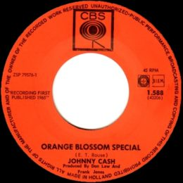 Orange Blossom Special (CBS 1.588)