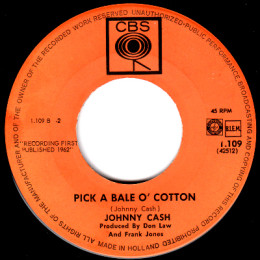 Pick A Bale O'Cotton (CBS 1.109)