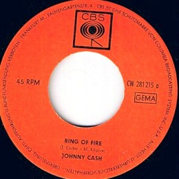 Ring Of Fire (CBS CW 281 215)