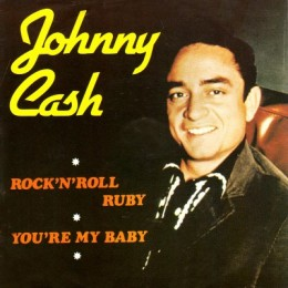 Rock And Roll Ruby / You're My Baby (front sleeve)