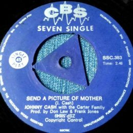 Send A Picture Of Mother (CBS SSC 383)