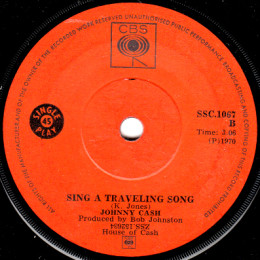 Sing A Traveling Song (CBS SSC 1067)