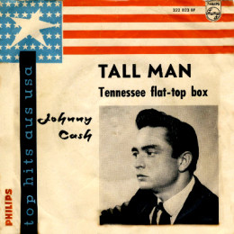 Tall Man (front sleeve)