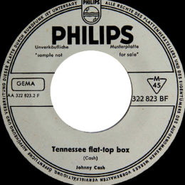 Tennessee Flat-Top Box (322 823 BF) promo