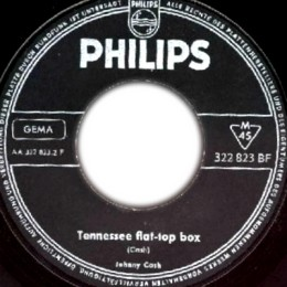 Tennessee Flat-Top Box(Philips 322 823 BF) - Germany