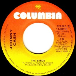 The Baron (Columbia 11-60516)