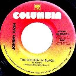 The Chicken In Black (Columbia 38-04513)