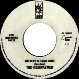 The Devil's Right Hand (The Highwaymen)