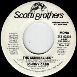 The General Lee (Scotti Brothers ZS502803) Mono