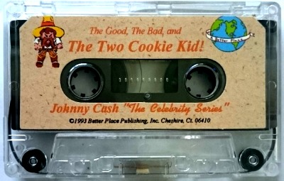 The Good, The Bad and the Two Cookie Kid! (tape)